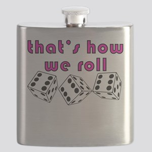 how we roll Flask