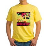 HRH Duchess SisterFace Yellow T-Shirt