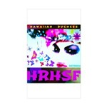 HRH Duchess SisterFace Sticker (Rectangle 50 pk)