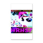 HRH Duchess SisterFace Rectangle Car Magnet