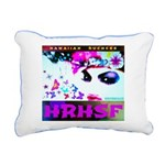HRH Duchess SisterFace Rectangular Canvas Pillow