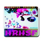 HRH Duchess SisterFace Mousepad