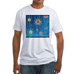 Starburst Fitted T-Shirt