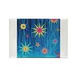 StarBurst Rectangle Magnet