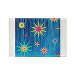StarBurst Rectangle Magnet (100 pack)