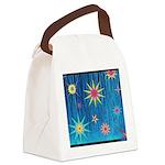 StarBurst Canvas Lunch Bag