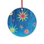 StarBurst Ornament (Round)