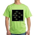 LGBT Military Pride Green T-Shirt