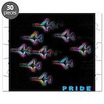 LGBT Military Pride Puzzle