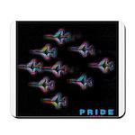 LGBT Military Pride Mousepad