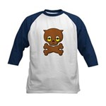 Werewolf Puppy Kids Jersey (Blue)