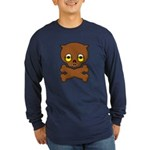 Werewolf Puppy Shirt (Blue LS) M