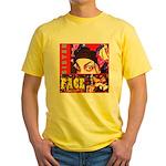 Drag Diva HRHSF Designs Yellow T-Shirt