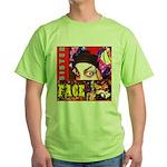 Drag Diva HRHSF Designs Green T-Shirt