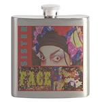 Drag Diva HRHSF Designs Flask