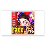 Drag Diva HRHSF Designs Sticker (Rectangle 50 pk)