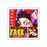 Drag Diva HRHSF Designs Square Sticker 3