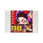 Drag Diva HRHSF Designs Rectangle Magnet (10 pack)