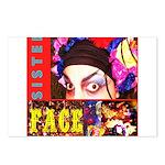 Drag Diva HRHSF Designs Postcards (Package of 8)