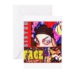 Drag Diva HRHSF Designs Greeting Cards (Pk of 10)