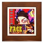 Drag Diva HRHSF Designs Framed Tile