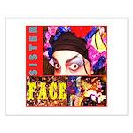 Drag Diva HRHSF Designs Small Poster