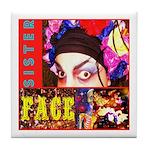 Drag Diva HRHSF Designs Tile Coaster