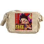 Drag Diva HRHSF Designs Messenger Bag