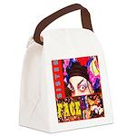 Drag Diva HRHSF Designs Canvas Lunch Bag