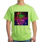 Mystic Skeletal Soul Green T-Shirt