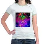 Mystic Skeletal Soul Jr. Ringer T-Shirt