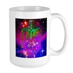 Mystic Skeletal Soul Large Mug