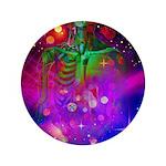 "Mystic Skeletal Soul 3.5"" Button (100 pack)"