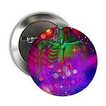 "Mystic Skeletal Soul 2.25"" Button (10 pack)"