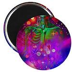 """Mystic Skeletal Soul 2.25"""" Magnet (10 pack)"""