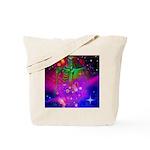 Mystic Skeletal Soul Tote Bag