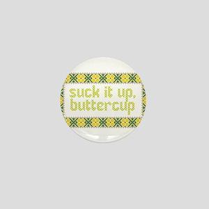 Suck it up, Mini Button