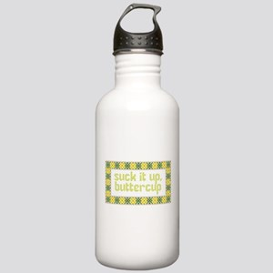 Suck it up, Water Bottle