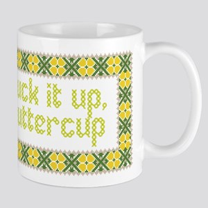 Suck it up, Mug