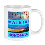 Waikiki Hawaii Sunsets Mug