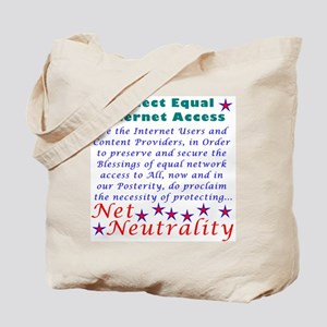 Net Neutrality Tote Bag