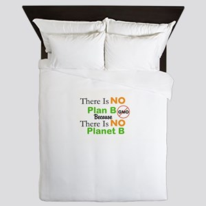 There Is NO Plan Be Because There Is NO Planet B Q
