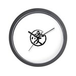 Kanji Symbol Love Wall Clock