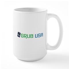 Grub USA 2 Mug