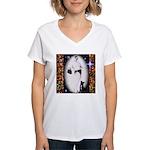 Drag Circa SisterFace 1991 Women's V-Neck T-Shirt