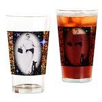 Drag Circa SisterFace 1991 Drinking Glass