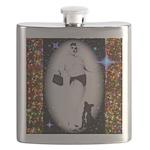 Drag Circa SisterFace 1991 Flask