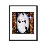Drag Circa SisterFace 1991 Framed Panel Print