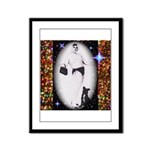 Drag Circa SisterFace 1991 Framed Panel Print