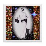 Drag Circa SisterFace 1991 Tile Coaster